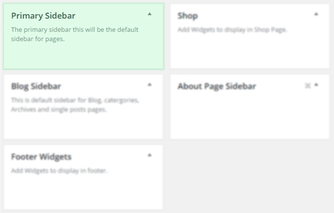 Page layouts – Innwithemes